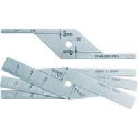 新潟精機 SK ルート間隔限界ゲージ WRL310 1個 377-6832 (直送品)