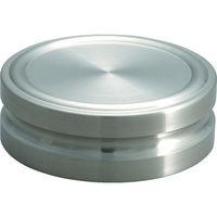 新光電子 ViBRA 円盤分銅 500g M1級 M1DS-500G 1個 392-4424(直送品)