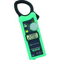 共立電気計器 KYORITSU ACデジタルクランプメータ  KEW2200 1個 421-2967 (直送品)
