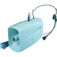 ユニペックス(UNI-PEX) ユニペックス ミニメガホン 3W ウエストホーン TRC-3WH 1台 434-7030(直送品)