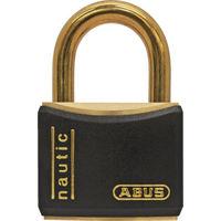 ABUS(アバス) ABUS 真鍮南京錠 T84MB-40 バラ番 T84MB-40-KD 1個 445-1970(直送品)