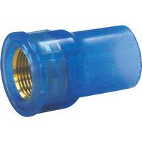 クボタケミックス 透明TS メタル給水栓ソケット TS-MWS20 C-TSMWS20 1個 446-3196(直送品)