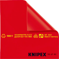 KNIPEX(クニペックス) KNIPEX 絶縁シート 500×500mm 986705 1枚 449-5268(直送品)