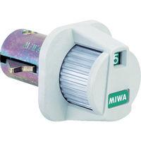 美和ロック MIWA 郵便箱用簡易ダイヤル錠 TRODS2 1個 449-7619(直送品)