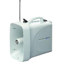 ユニペックス(UNI-PEX) ユニペックス 30W 防滴スーパーワイヤレスメガホン レインボイサー TWB-300 1台 453-8161(直送品)
