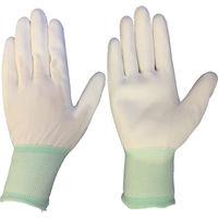 ブラストン(BLASTON) PU手の平コートポリエステルニット手袋M (10双入) BSC-SM120-M 1袋(10双) 471-9069 (直送品)