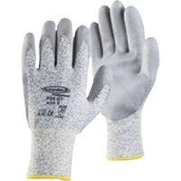 ダンロップホームプロダクツ サミテック 耐切創手袋 サミテックPS6 M グレー 4482 1双 473-5315(直送品)
