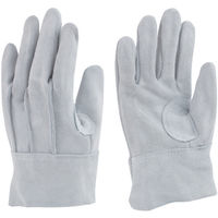 東和コーポレーション(TOWA) トワロン 牛床革手袋 背縫い革手 (3双入) 108-3P 1袋(3双) 474-6431(直送品)