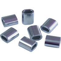 ニッサチェイン(NISSA CHAIN) ニッサチェイン オーバルスリーブ1.2mm用(30個入り) P-893 478-8974 (直送品)