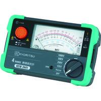 共立電気計器 KYORITSU 3441 4レンジアナログ絶縁抵抗計 KEW3441 1個 479-6527(直送品)