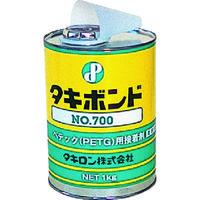 タキロンKCホームインプルーブメント タキロン タキボンド700 1KG TB700X1KG 1缶(1000g) 479-9861(直送品)