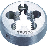 トラスコ中山(TRUSCO) TRUSCO 管用テーパーダイス PT1/8-28 SKS TKD-38PT1/8-28 1個 480-6522(直送品)