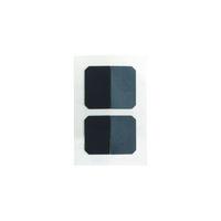 中発販売 Reelex バリアリール 保護シール (1Pk(袋)=2枚入) BRS-AT4 1パック(2枚) 481-2140 (直送品)