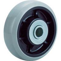 トラスコ中山(TRUSCO) TRUSCO TYSシリーズ 車輪のみ ウレタン 100Φ TYSUW-100 1個 484-7563(直送品)