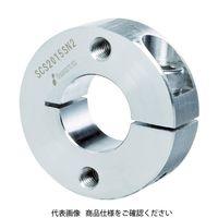 岩田製作所 IWATA スタンダードスリットカラー 2ネジ穴付 SUS 内径25 SCS2515SN2 1個 484-9183(直送品)