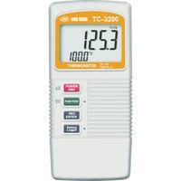 ライン精機 デジタル温度計 TC-3200 1個 485-5281(直送品)