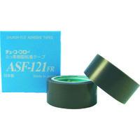 チューコーフロー フッ素樹脂(テフロンPTFE製)粘着テープ ASF121FR 0.08t×10w×10m 486-1736(直送品)