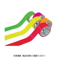 トラスコ中山(TRUSCO) TRUSCO 蛍光ラインテープ100mmx10m イエロー TLK-10010Y 1巻(10m) 488-7018(直送品)