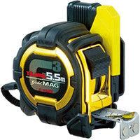TJMデザイン(タジマ) セフコンベG3ゴールドロックマグ爪25-55メートル目盛 SFG3GLM25-55BL 1個 363-5988 (直送品)
