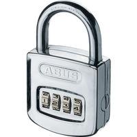 ABUS(アバス) ABUS ナンバー可変式南京錠 160-50 1個 445-1422(直送品)