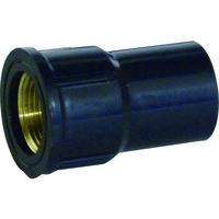 クボタケミックス HIメタル水栓ソケット HI-MWS 20 HIMWS20 1個 446-3757(直送品)
