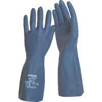 ダンロップホームプロダクツ サミテック 耐油・耐溶剤手袋 サミテックNP-F-07 M ダークブルー 4485 1双 473-5340(直送品)