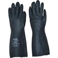 ダンロップホームプロダクツ サミテック 耐油・耐溶剤手袋 サミテックCR-F-07 S ダークブルー 4487 1双 473-5366(直送品)