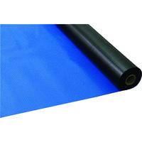 日大工業 ワニ印 塩ビマット ダイヤマット ブルー 1.5mm厚×915mm×20m巻 003022 1巻 473-9256(直送品)