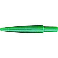 サンプラテック(SANPLATEC) 交換用先端ノズル 緑 90827 1個 483-6413 (直送品)