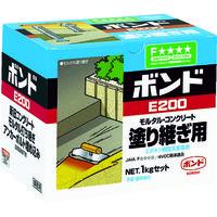 コニシ(Konishi) コニシ ボンドE200 1kgセット(箱) #45717 45717 1セット(1000g) 492-1887(直送品)