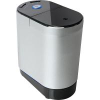 生活の木 エッセンシャルオイルディフューザー aromore(アロモア) シルバー 08-801-0510 1台 (直送品)