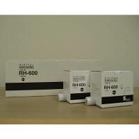 軽印刷機用インク(satelio用) SS-600 (汎用品) 1箱(5本入) (直送品)