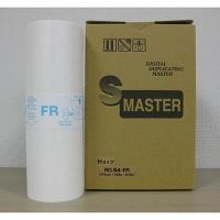 軽印刷機用マスター(リソー用 マスター) FR95(汎用品) 1箱(2本入) (直送品)