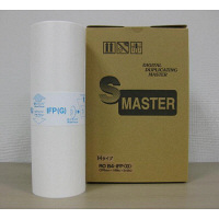 軽印刷機用マスター(リソー用 マスター) IFP75G(汎用品) 1箱(2本入) (直送品)