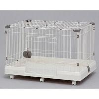 アイリスオーヤマ ルームケージ ミルキーブラウン RKG-900L 1台 (直送品)