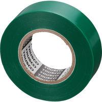 トラスコ中山 TRUSCO 脱鉛タイプビニールテープ 19mmX10m 10巻入り グリーン GJ2110 126ー2157 (直送品)