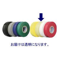 パイロン ミリオン ビニルテープ 19mm×10m 透明 10巻入り HF-110-A 1セット(200m:100m×2パック) 366-4635 (直送品)