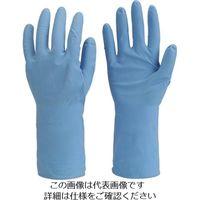 トラスコ中山 TRUSCO 耐油耐溶剤ニトリル薄手手袋 Lサイズ DPM2364 1セット(10双入) 172ー8156 (直送品)