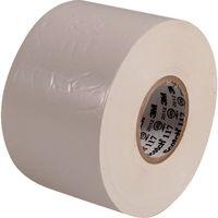 ビニールテープ 117 白 50mmX20m 117 WHI 50X20 1セット(80m:20m×4巻) 356-0163 (直送品)