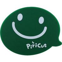 アトム興産 導電性ラバープレート ワンタッチピリカット ぷるるん(緑) PCM008 1セット(3個入) 364-0256 (直送品)