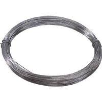 トラスコ中山 TRUSCO スチール針金 小巻タイプ 線径0.55mmX12m TYWS055 1セット(9巻入) 359ー9744 (直送品)