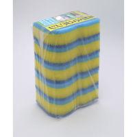 キクロン キクロンプロ外食産業用スポンジ ブルー (5個入) S-101 1セット(15個:5個×3袋) 448-9918 (直送品)