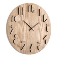 umbra(アンブラ) シャドウ [ウォールクロック 時計] ナチュラル 1個 (直送品)