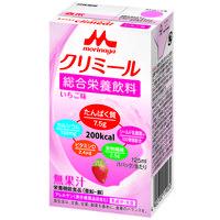 クリニコ エンジョイClimeal いちご味 1箱(24本入) 0650481 (直送品)