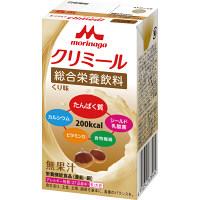 クリニコ エンジョイクリミール(くり味) 1箱(24本入) 650487  (直送品)