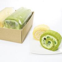 福井 越前ロールケーキセット2本入 (直送品)