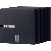 GP×縞縞 タオルハンカチ ピンク×ブルー SHIMA-MT5-07 1セット(5箱入) 田中産業 (直送品)