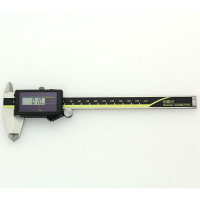 ミツトヨ 標準ABSデジマチックキャリパ(ソーラー型) 15cm CD-S15C (直送品)