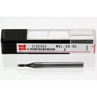 WXLコート2刃 2D刃長タイプ WXL-3D-DE 2.5 1セット(5本入) オーエスジー (直送品)
