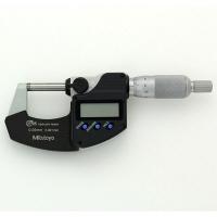 ミツトヨ クーラントプルーフマイクロメーター(出力端子なしラチェットストップ) MDC-25PX (直送品)